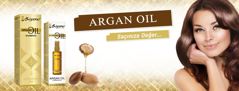 argan şampuanı