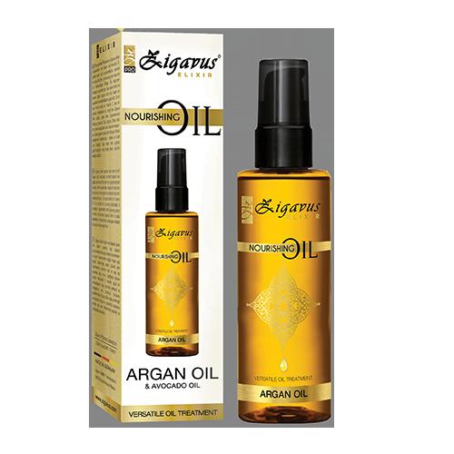 Argan Elixir Oil