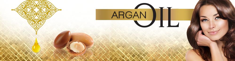 Argan Şampuan Serisi