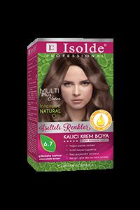 bitkisel saç boyası